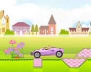 Barbie parking online